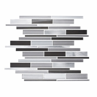 Eleganza Gamma Interlocking Mosaic Tile GL4200