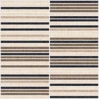"""Eleganza Samoa Blend Matchstick 3/8"""" x 6"""" Fabric Look Mosaic Tile Samoa-Matchstick"""