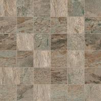 Eleganza Golden Gray 2x2 Marble Look Mosaic Tile 02CRN6TZ