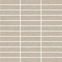 "Eleganza Suede 1"" x 4"" Fabric Look Mosaic Tile ZH6816QQ055P"