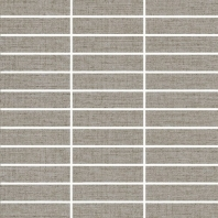 "Eleganza Merino 1"" x 4"" Fabric Look Mosaic Tile ZH6810QQ055P"