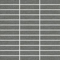 "Eleganza Silk 1"" x 4"" Fabric Look Mosaic Tile ZH6819QQ055P"