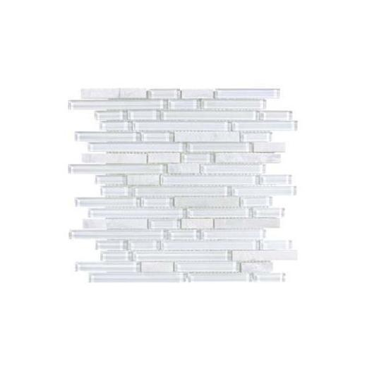 Bliss Linear Norwegian Ice Mosaic AC35-028