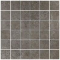 Eleganza Grafite 2x2 Cement Look Mosaic Tile FIRENZE-GRAFITE-MOSAIC