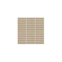 Eleganza Bronzo 1x4 Matte Fabric Look Mosaic Tile YTB1004H
