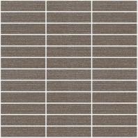 Eleganza Linen 1x4 Matte Fabric Look Mosaic Tile YTB1005H