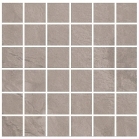 Eleganza Grigio 2x2 Semi-Polished Marble Look Mosaic Tile HO-3MS5L