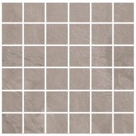 Eleganza Grigio 2x2 Matte Marble Look Mosaic Tile HO-3MS5R