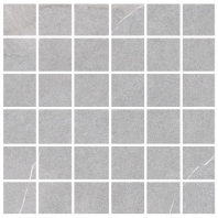 Eleganza Light Grey 2x2 Marble Look Mosaic Tile GIVS2211-H