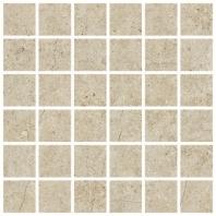 Eleganza Avorio 2x2 Limestone Look Mosaic Tile YI3L5010050