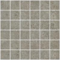 Eleganza Gris 2x2 Limestone Look Mosaic Tile YI3L5016050