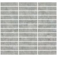 Eleganza Grigio 1x4 Concrete Look Mosaic Tile LOFT-1X4MOSAIC_GRI
