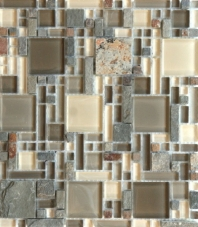 Eleganza Urban Concrete Look Mosaic Tile GL3154