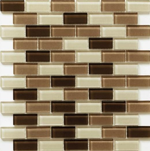 Mosaic Tile Essen Cafe Mocha