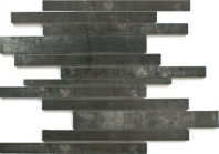 Eleganza Steel 12x12 Metal Look Border 630L809-BORDER