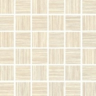 Eleganza Blanc 2x2 Fabric Look Mosaic Tile B60826H
