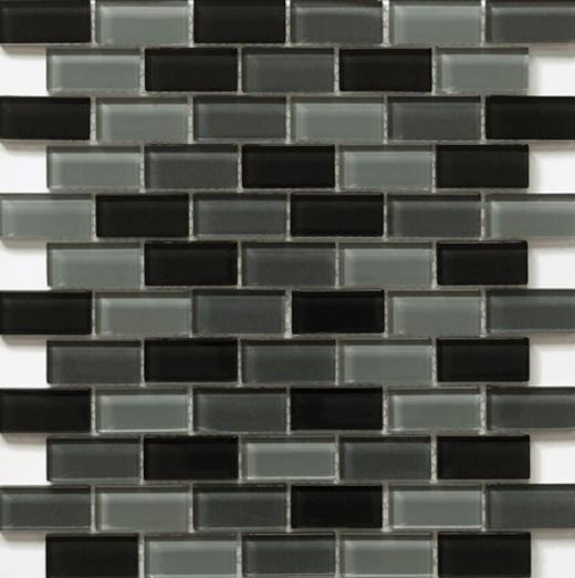 Mosaic Tile Essen Volcanic Ash