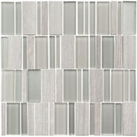 Eleganza Calm Stacked Mosaic Tile MOOD-SERIES-CALM