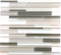 Eleganza Brooklyn Interlocking Mosaic Tile GL3035