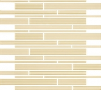 Eleganza Beige Interlocking Mosaic Tile GL3031