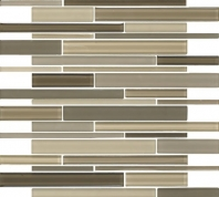Eleganza Queens Interlocking Mosaic Tile GL3032