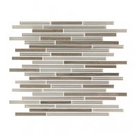 Eleganza Typhoon Interlocking Mosaic Tile GL3201