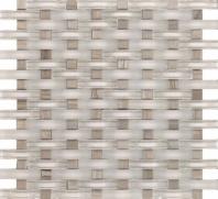 Eleganza Samoa Basketweave Mosaic Tile GL3057
