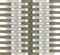 Eleganza Tahiti Basketweave Mosaic Tile GL3056