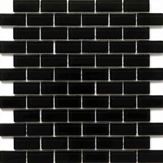 Mosaic Tile Essen Very Black