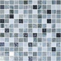 Eleganza Cosmic Lucca 1x1 Mosaic Tile 202705