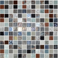 Eleganza Cosmic Elba 1x1 Mosaic Tile 202702