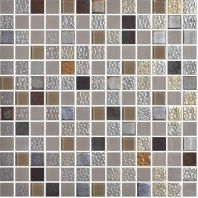 Eleganza Mystic Sinai 1x1 Mosaic Tile 202365