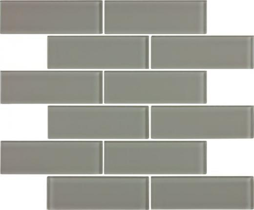 Buy Anatolia Bliss Element 2x6 Smoke Mosaic Homedecoraz Com