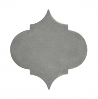 Eleganza Versaille Arabesque Concrete Look Backsplash K2D2001
