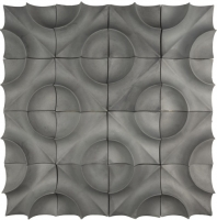 Eleganza Meteor 3D Concrete Look Backsplash KSD6060