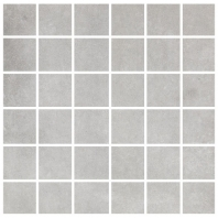 Eleganza 2x2 Light Gray Concrete Look Backsplash VAR-2X2-MO-LG