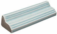 Lumiere Series Marseille Aqua Profile Chair Rail LMRM-8554