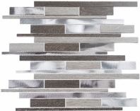 Maison De Luxe Series Monte Carlo Interlocking Mosaic Tile MDX-2721