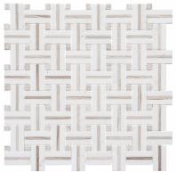 Ultra Weave Series Kalahari Dunes Basketweave Mosaic Tile UTW-471