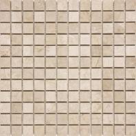 Anatolia Uptown Stone 1x1 Polished Allure Crema Mosaic AC76-359