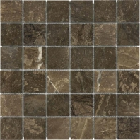 Anatolia Uptown Stone 2x2 Polished Fjord Bruno Mosaic AC76-422