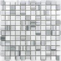 Anatolia Uptown Stone Marble Mosaic Honed Fluid ACNS276