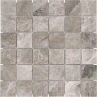 Anatolia Uptown Stone 2x2 Polished Phantasie Gray Mosaic AC76-427