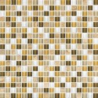 Eleganza Maduro 1/2x1/2 Mosaic Tile GL3010