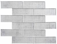 Westminster Series WM774- Friday Linen Look Interlocking Glass Tile