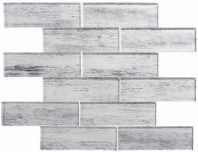 Westminster Series WM776- Queen's Corner Wood Look Interlocking Glass Tile