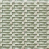Vento Series Mystic Sea Glass Tile MCGB01