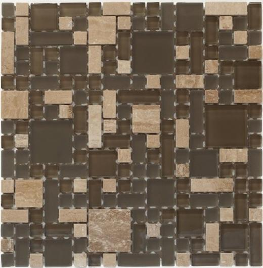 Mosaic Tile Enigma Antique Earth