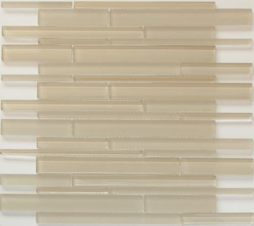 Strada Series Sahara Sands Glass Tile MS01