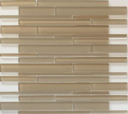 Strada Series Sahara Sands Glass Tile MS02